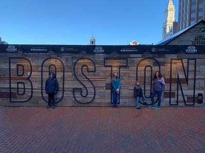 2018-12-22 Weekend in Boston