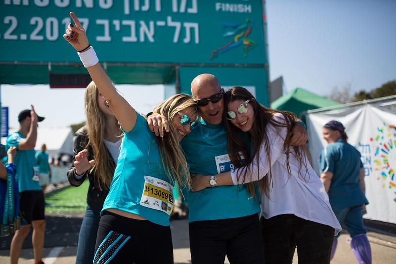 Marathon  Tel Aviv 2017
