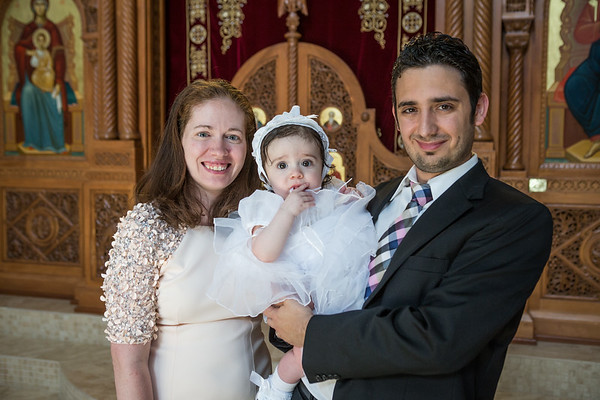 05.27.17 - Evdokia's Baptism