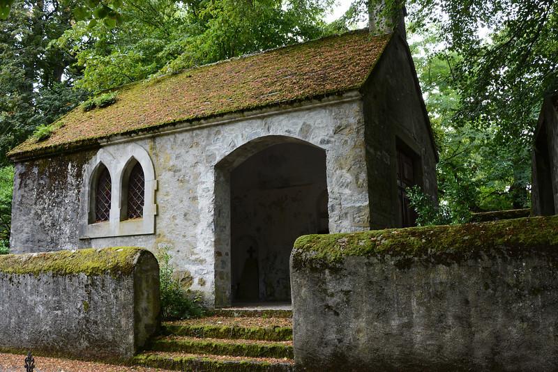 Roadside Chapel--Yvoire, France