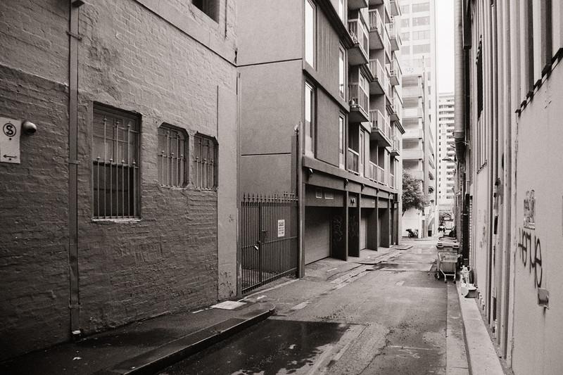 Hayward Lane