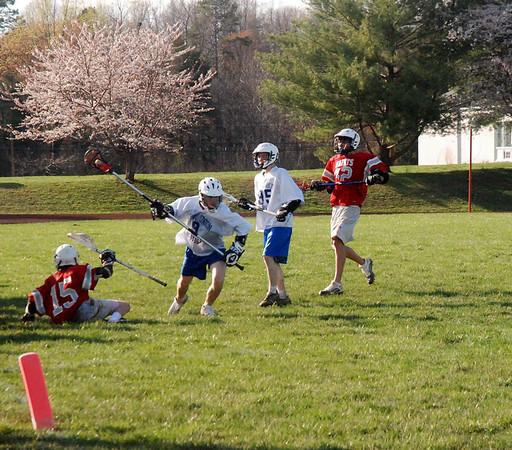 Lacrosse vs St. Christopher's