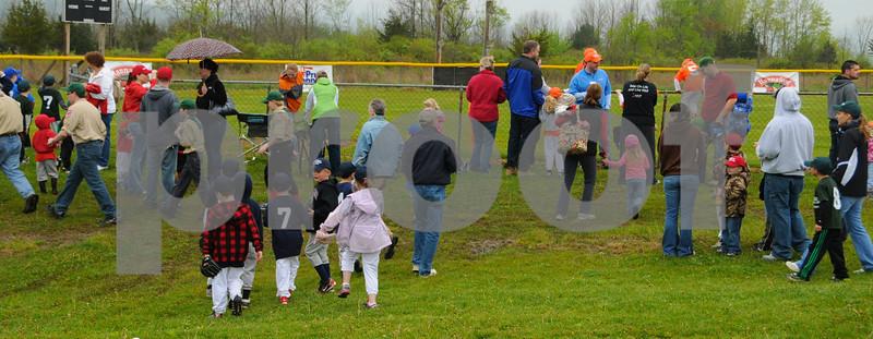 Duanesburg Little League 2012