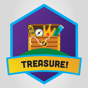 Challenge: Treasure! - Improvisational Challenge