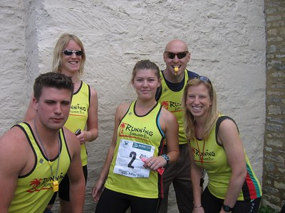 Cotswold Way Relay 2008