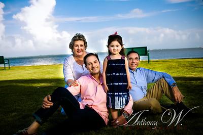 Prencke Family Portraits