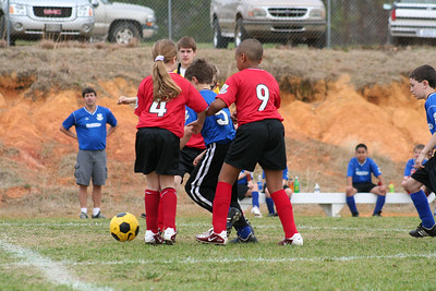 SASL 2007 March 24 Game