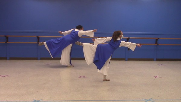 2021-03-27 Anjelle's Dance - Via Dolorosa