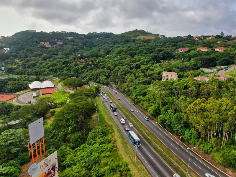 Ruta 27 - Alto de Las Palomas, Villa Real, Escazu - Santa Ana, San Jose - Costa Rica