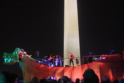 Catharsis on the Mall