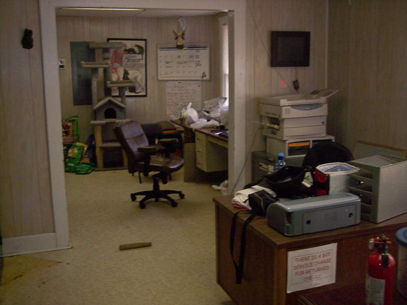The office at 1430