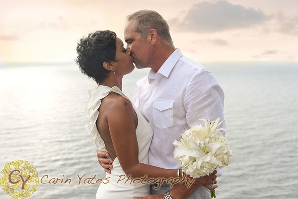 Kiya and  Gene's Wedding
