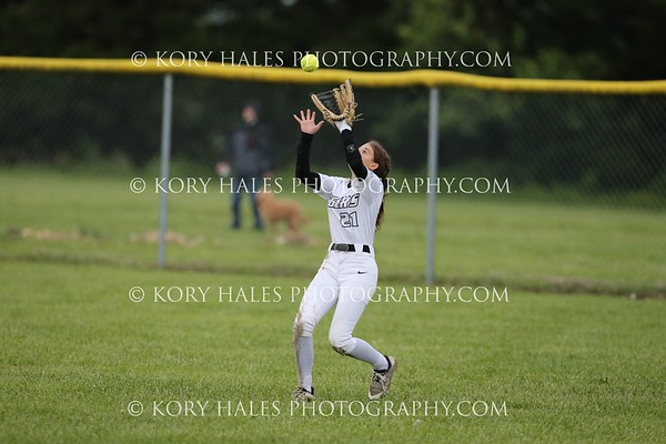 2019 Spring Softball Season--High School