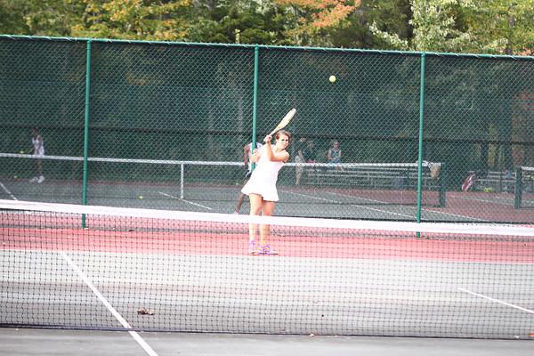 Varsity Tennis vs. PDS
