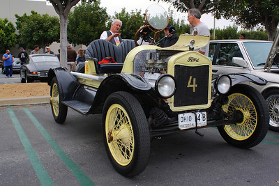 Cars and Coffee: Irvine