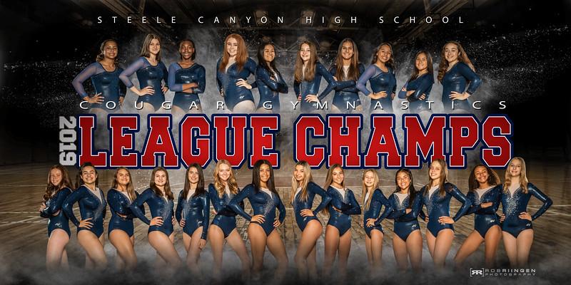 Steele Canyon Gymnastics 2019
