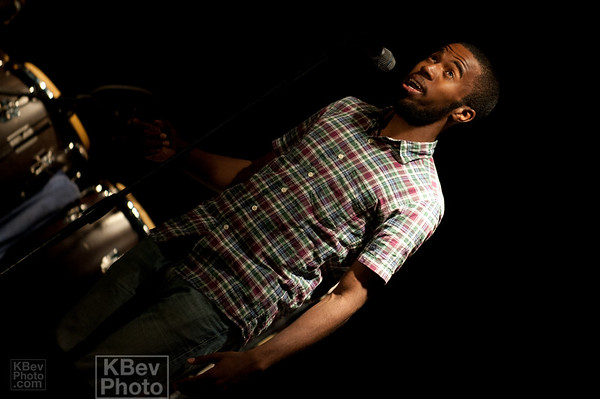 10 Things I Want to Say    to a Black Woman - Joshua Bennett @ Jazzapalooza (Aug 12)