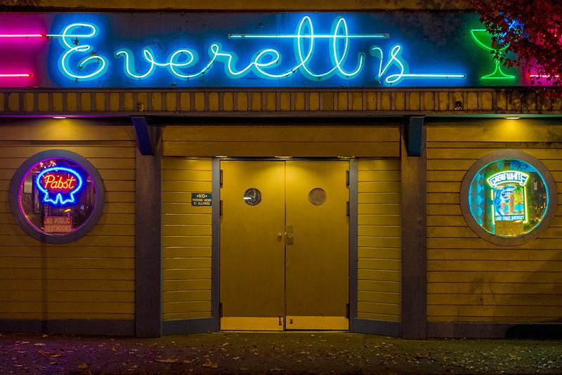 Join the Club  Everett's Club, Arcata, CA
