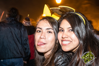 NYE/Nochevieja 2014 - 2015 - Plaza de Armas