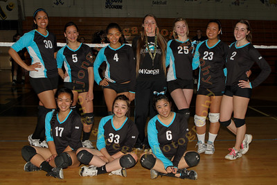 2012 Club Solano Volleyball-Group Shot