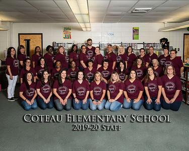 Coteau Staff and Class