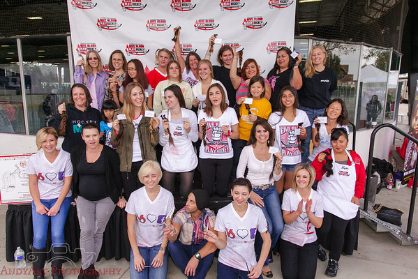 Sunday Locks of Love Event in partnership with Vogue Salon