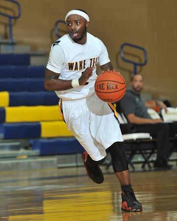 Wake Tech Pitt Basketball 2-19-14