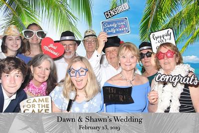 Dawn and Shawn Wedding