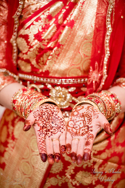 Sanjay Chadni Wedding - Web