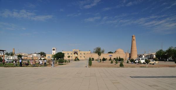 Day7 - Khiva I