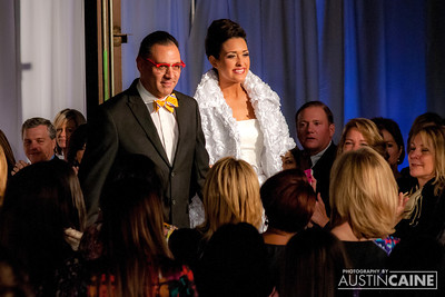 Autism Foundation Fashion Show feat. designer Luis Machicao (2014)
