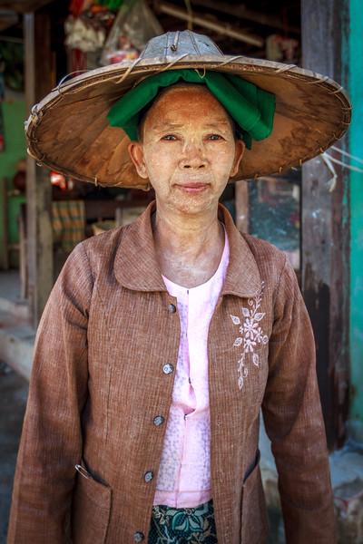 Shan Ley Kyun Village