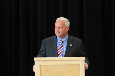 Rep. Terry Johnson Sept. 2012