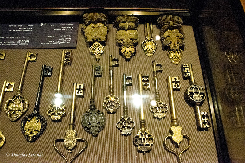 Imperial Keys of the Habsburg Empire