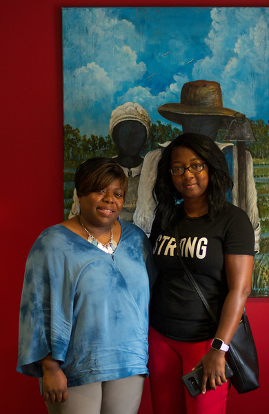 Sonja Griffin Evans & Shalonda Goodwater