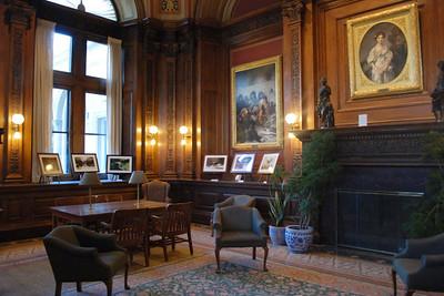 Robbins Library Exhibit