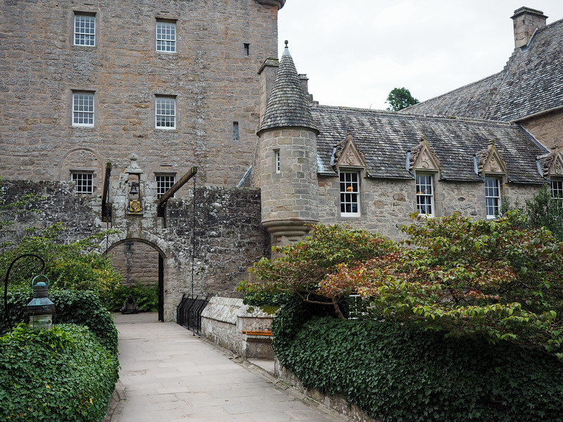 Cawdor Castle in Scotland