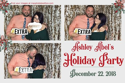 Ashley Abel's Holiday Party 2018
