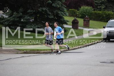 2013 10 Miler 5K Course