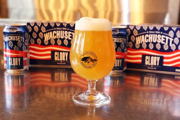 Wachusett Brewing Co new beer 041420