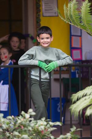 2014-01-31 First Grade Play