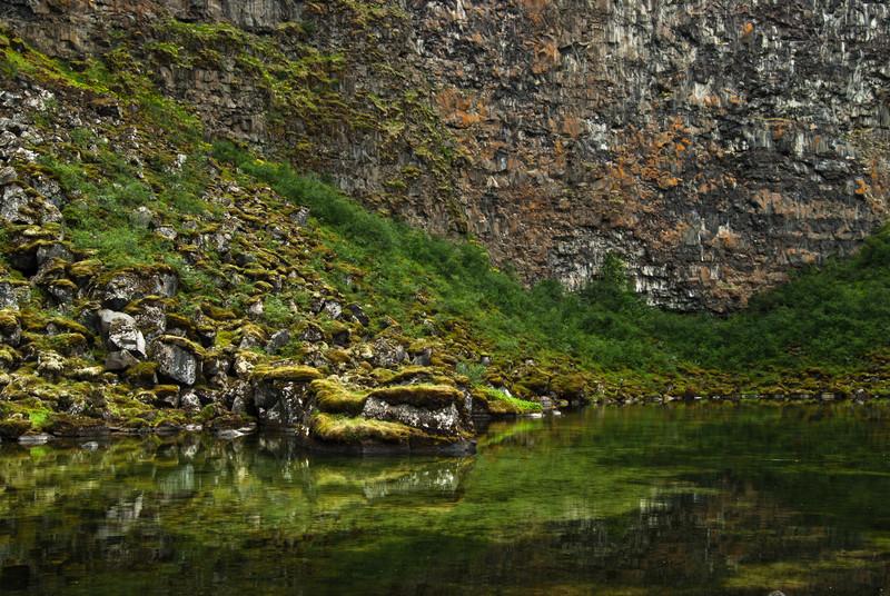 Botnstjörn Lake