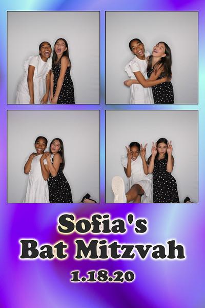 Sofia's Bat Mitzvah 1.18.20