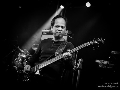 2017-01 I Steve Rothery Band / Dave Foster Band @ De Pul (Uden-NL)
