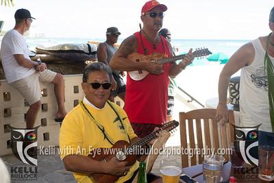 Duke's Waikiki Beach Boys Birthday 2016