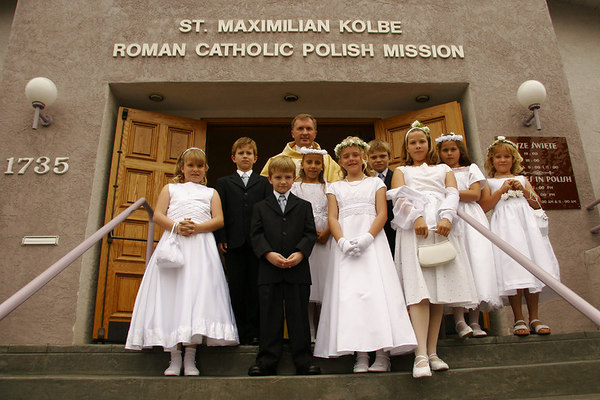 A First Communion 5-21-06