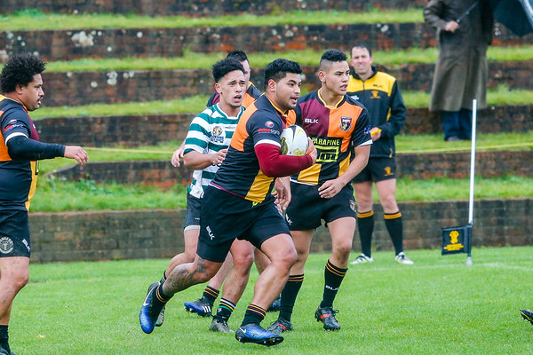 OBU v Upper Hutt Rams - 7 April 2018