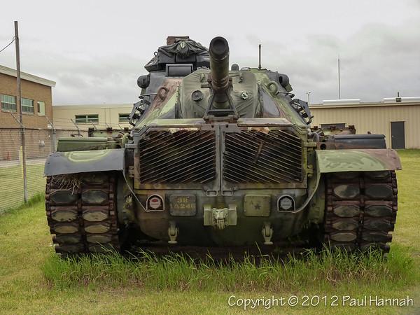 C/1-126 Calvary - MIARNG Armory - Dowagiac, MI - M103 & M60A3