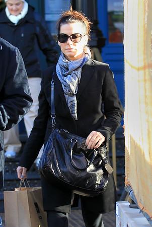 2011-12-13 - Sandra Bullock