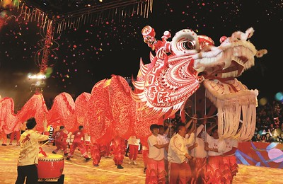 Chinese New Year 2016 - HKTB